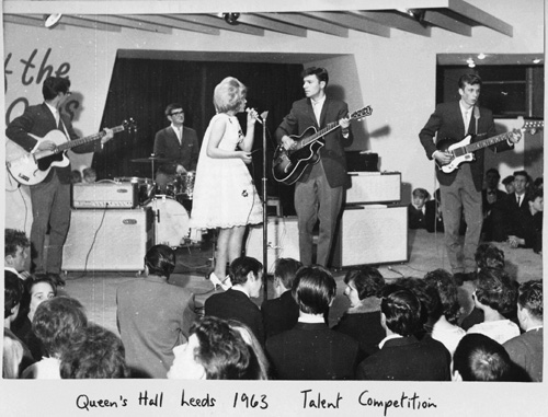 Trevels at Queens Hall 1963