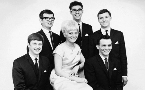Trevels with Glynnis circa 1966